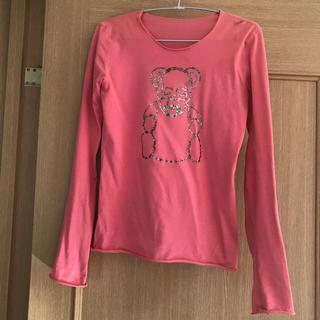 ルシアンペラフィネ(Lucien pellat-finet)のルシアンペラフィネ☆ロンT☆ベアスカル☆(Tシャツ(長袖/七分))