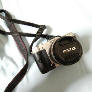 ペンタックス(PENTAX)のpentax q7 02 standard zoom (ミラーレス一眼)