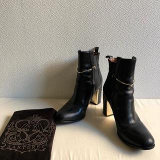 サルトル(SARTORE)のサルトル ショートブーツ  サイドゴア(ブーツ)