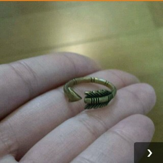 マウジー(moussy)のマウジー リング 指輪 ゴールド(リング(指輪))
