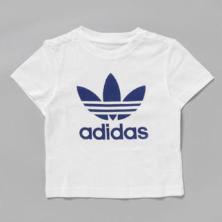 アディダス(adidas)の新品タグ付き キッズ アディダス Tシャツ(Tシャツ/カットソー)