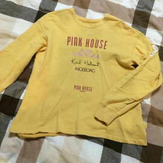 ピンクハウス(PINK HOUSE)のピンクハウス スウェット きいろ(トレーナー/スウェット)