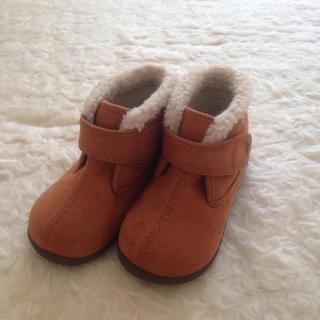 ムジルシリョウヒン(MUJI (無印良品))のMUJI  キッズ  ブーツ  14(ブーツ)