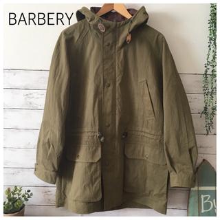 バーバリー(BURBERRY)のms様専用☺︎BARBERY バーバリー ロングコート メンズ コート(モッズコート)