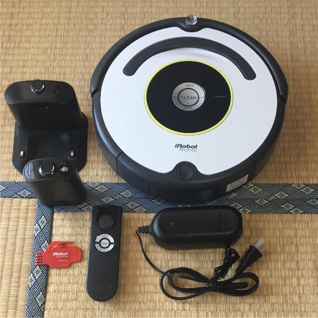 iRobot(アイロボット)のRoomba ルンバ 622 中古品 スマホ/家電/カメラの生活家電(掃除機)の商品写真