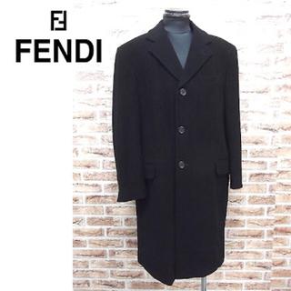 フェンディ(FENDI)のFENDIロングコート 専用(チェスターコート)