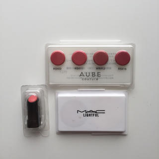 オーブクチュール(AUBE couture)のコスメ トライアルセット(サンプル/トライアルキット)