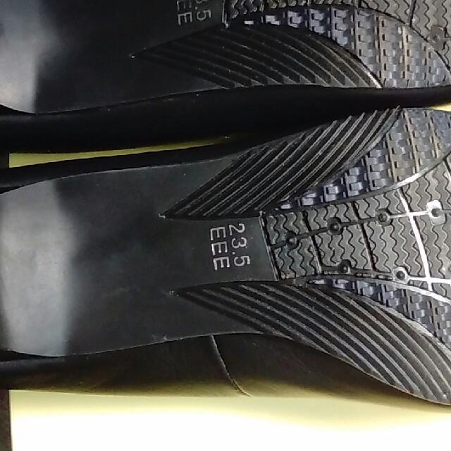 黒パンプス レディースの靴/シューズ(ハイヒール/パンプス)の商品写真
