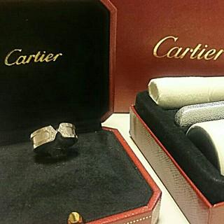 カルティエ(Cartier)のCドゥカルティエ 7号(リング(指輪))