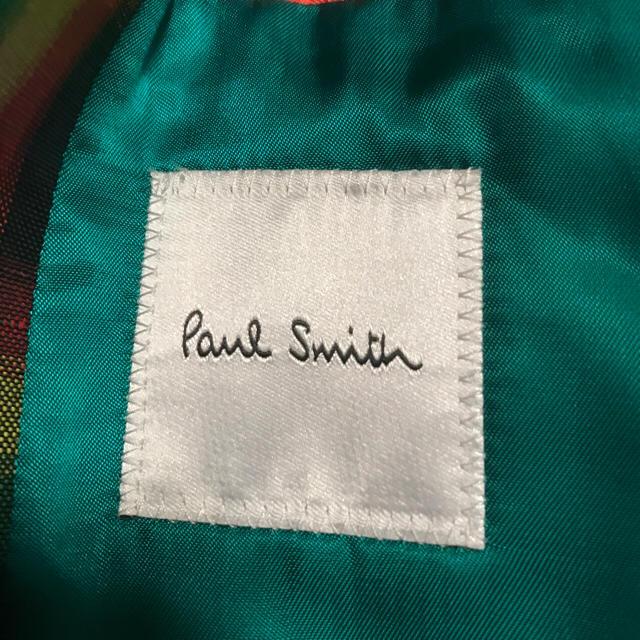Paul Smith(ポールスミス)の★値下げ可能★PAULSMITH 2017SS ポールスミス ジャケット メンズ メンズのジャケット/アウター(テーラードジャケット)の商品写真