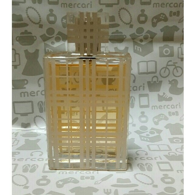 BURBERRY(バーバリー)のBURBERRY BRIT(オードトワレ) コスメ/美容の香水(ユニセックス)の商品写真