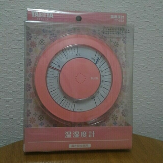 タニタ(TANITA)のタニタ 温湿度計(その他)