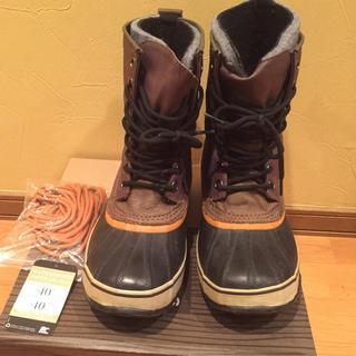 ソレル(SOREL)のソレルブーツ(ブーツ)