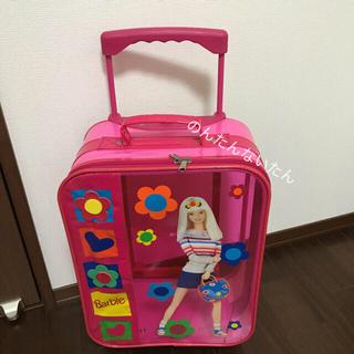バービー(Barbie)のレア♡ バービー  キャリーバッグ キャリーケース(スーツケース/キャリーバッグ)
