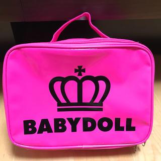 ベビードール(BABYDOLL)のじろうざえもん様専用  BABYDOLL オムツポーチ 未使用品(ベビーおむつバッグ)