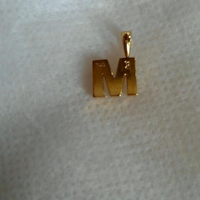 EYEFUNNY(アイファニー)のアイファニー Mネックレストップ  メンズのアクセサリー(ネックレス)の商品写真
