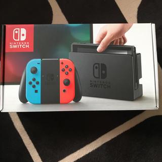 ニンテンドースイッチ(Nintendo Switch)のニンテンドー スイッチ 本体(その他)