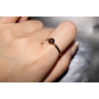 アガット(agete)のagate 天然石vintageリング 13号(リング(指輪))