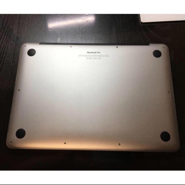 Mac (Apple)(マック)の早い者勝ち‼️MacBook Pro スマホ/家電/カメラのPC/タブレット(ノートPC)の商品写真