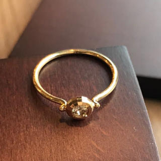 🎄K18 ダイヤモンド リング(リング(指輪))
