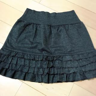 マーキュリーデュオ(MERCURYDUO)のMERCURYDUO ペチコート スカート(ミニスカート)