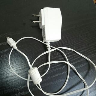 パナソニック(Panasonic)のACアダプター 充電器 micro USB接続(バッテリー/充電器)