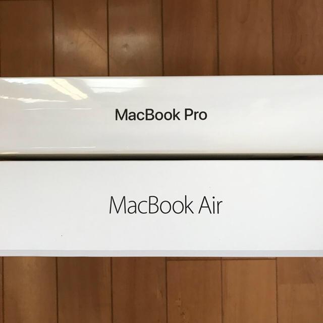 Mac (Apple)(マック)のMacBook Air★MacBook Pro★箱★アップル★apple スマホ/家電/カメラのPC/タブレット(その他)の商品写真