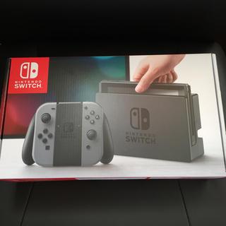 ニンテンドースイッチ(Nintendo Switch)のクーポン可 新品 ニンテンドースイッチ 付属品完備 保証付き(その他)