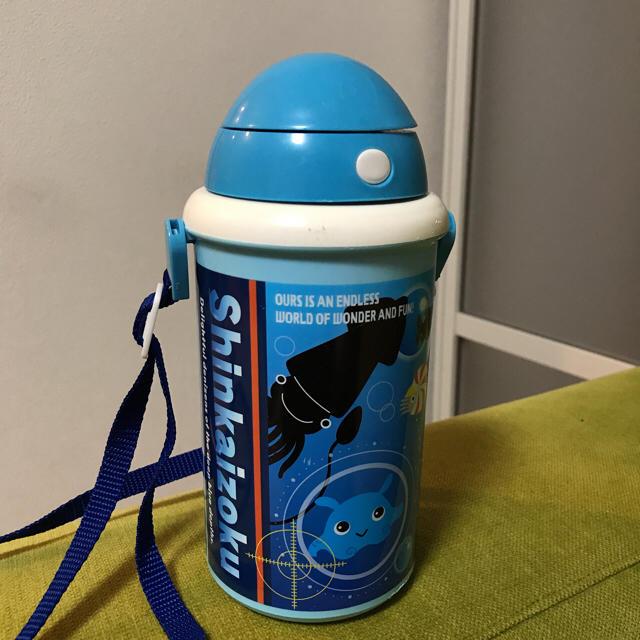 サンリオ(サンリオ)のシンカイゾク保冷ホッパー 水筒サンリオ キッズ/ベビー/マタニティの授乳/お食事用品(水筒)の商品写真