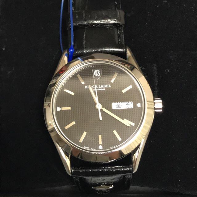 BLACK LABEL CRESTBRIDGE(ブラックレーベルクレストブリッジ)の【未使用】ブラックレーベル ・クレストブリッジの腕時計バーバリー、CASIO、革 メンズの時計(腕時計(アナログ))の商品写真
