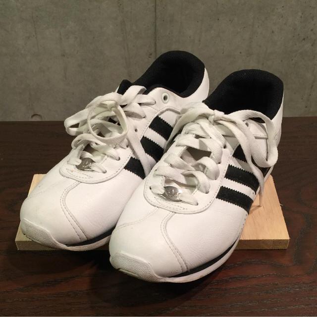 スニーカー 24.5 adidas