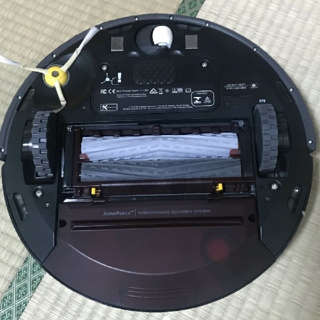 iRobot(アイロボット)のルンバ 870 2016年製 スマホ/家電/カメラの生活家電(掃除機)の商品写真