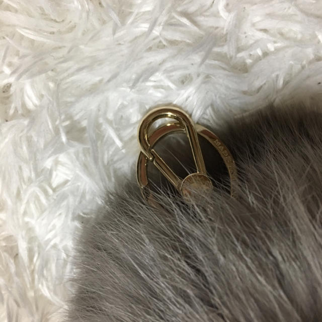 Furla(フルラ)のフルラ♡美品ファーチャーム レディースのファッション小物(キーホルダー)の商品写真
