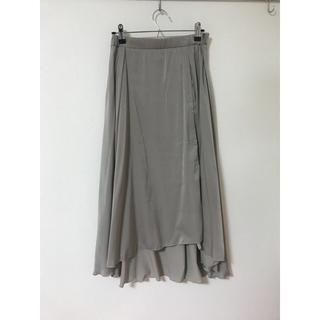 アントマリーズ(Aunt Marie's)のAUNT MARIE'S アシンメトリースカート(ひざ丈スカート)