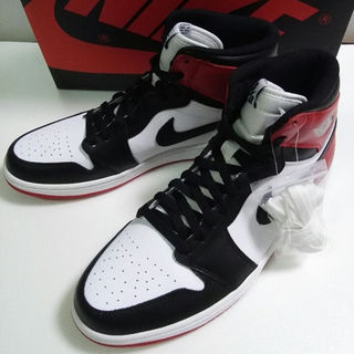 ナイキ(NIKE)のUS11 NIKE AIR JORDAN 1 OG BLACKTOE(スニーカー)