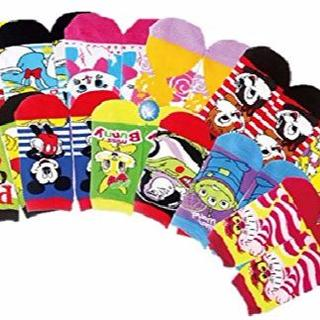 ディズニー(Disney)のDisney(ディズニー) オールスター靴下 12種類セット (その他)