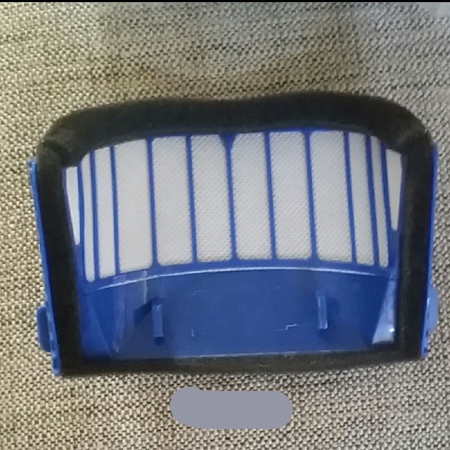 iRobot(アイロボット)のiRobot ルンバ フィルター 4個セット 青  スマホ/家電/カメラの生活家電(掃除機)の商品写真