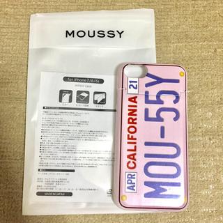 マウジー(moussy)のmoussy iPhone7.6.6s(土日曜限定お値下げ!)(iPhoneケース)