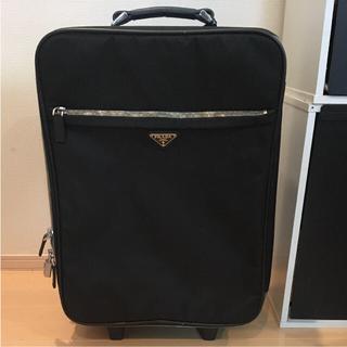 プラダ(PRADA)のプラダ PRADA キャリーケース バッグ 正規品(スーツケース/キャリーバッグ)
