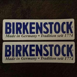 ビルケンシュトック(BIRKENSTOCK)のビルケンストックステッカーシールセット(その他)