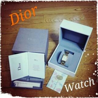 ディオール(Dior)の過去出品商品↷半額♡Dior腕時計⌚(腕時計)