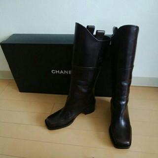 シャネル(CHANEL)のシャネルブーツ★新品★(ブーツ)
