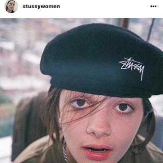 ステューシー(STUSSY)のStussy ベレー(ハンチング/ベレー帽)
