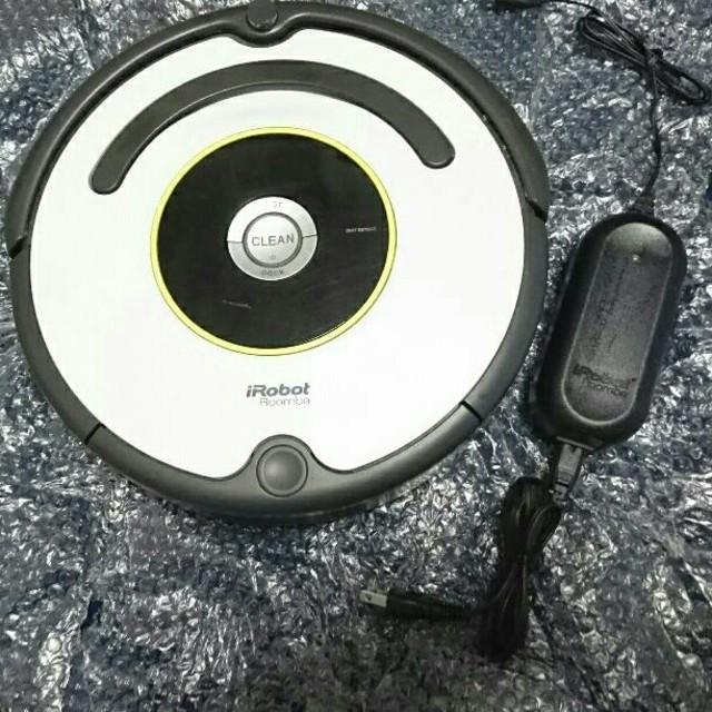 iRobot(アイロボット)の中古品 iRobotルンバ スマホ/家電/カメラの生活家電(掃除機)の商品写真