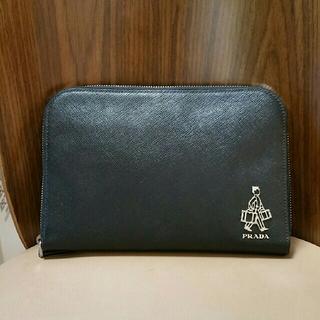 プラダ(PRADA)のプラダ ドキュメントケース(財布)