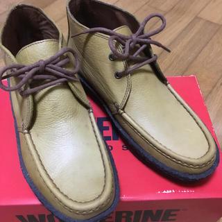 ウルヴァリン(WOLVERINE)のWOLVERINE  WN10133  (26センチ)(ブーツ)