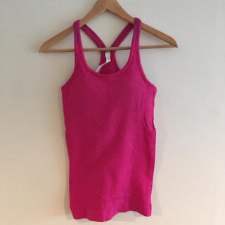 ルルレモン(lululemon)のlululemon tank top size4 *outlet*(ヨガ)