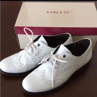 バークレー(BARCLAY)のバークレー 靴 美品(ローファー/革靴)