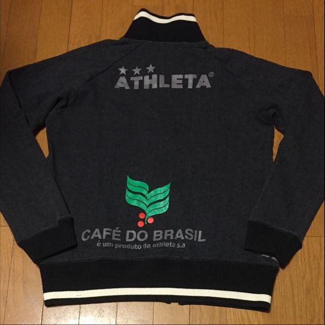ATHLETA(アスレタ)のATHLETA前明きトレーナー メンズのトップス(スウェット)の商品写真