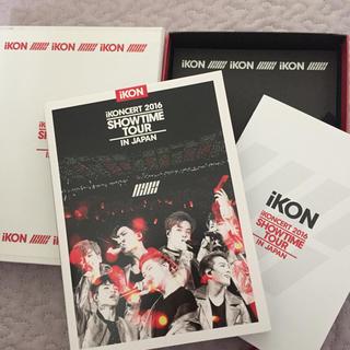 アイコン(iKON)のiKONCERT 2016 SHOWTIME TOUR IN JAPAN(ミュージック)